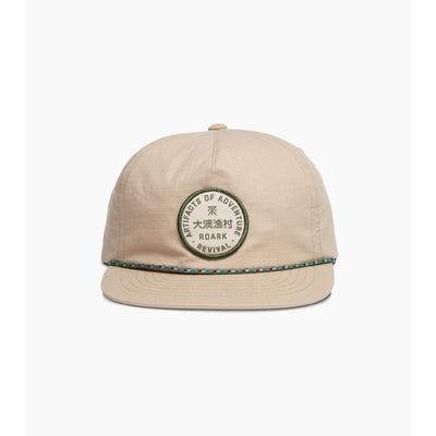 Roark Lantau Snapback Hat Men's
