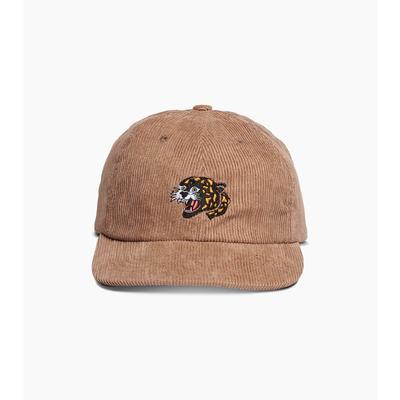 Roark Tiger Head Snapback Hat Men's