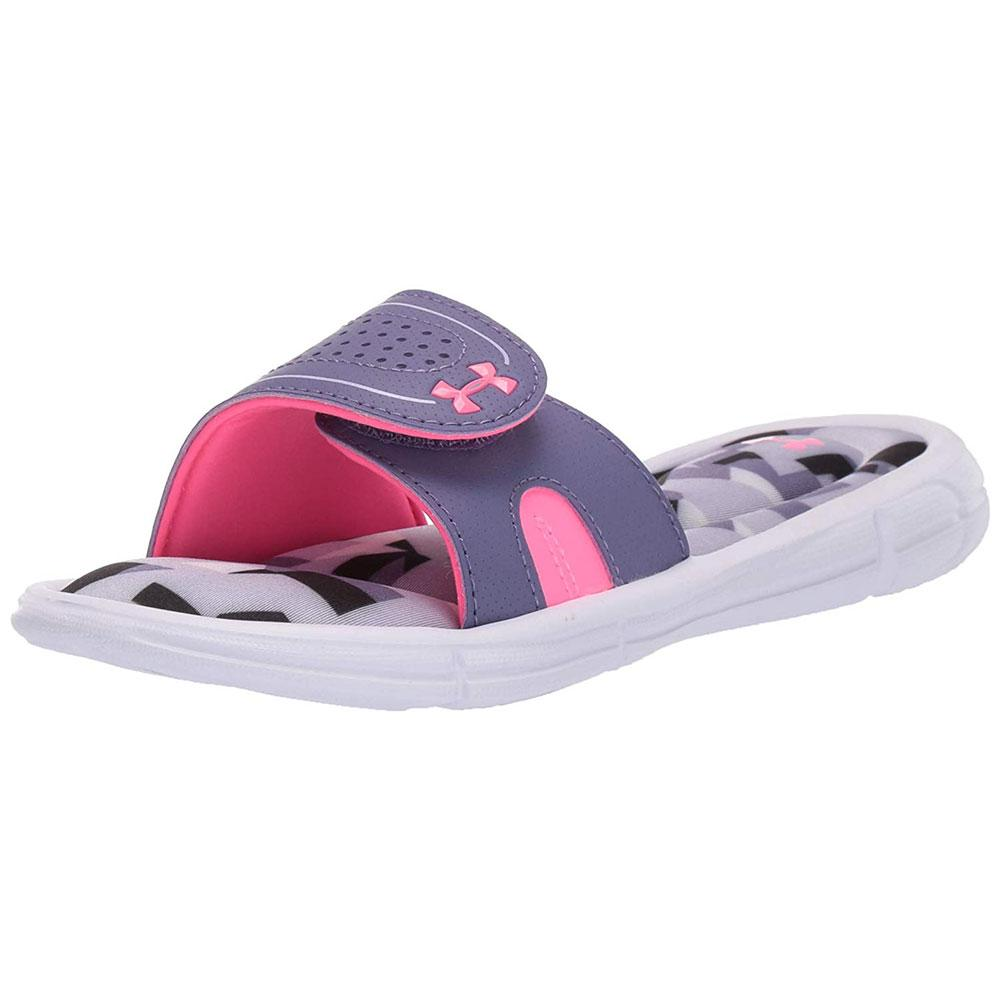 Under Armour Ua Ignite Jagger Viii Slides Girls '