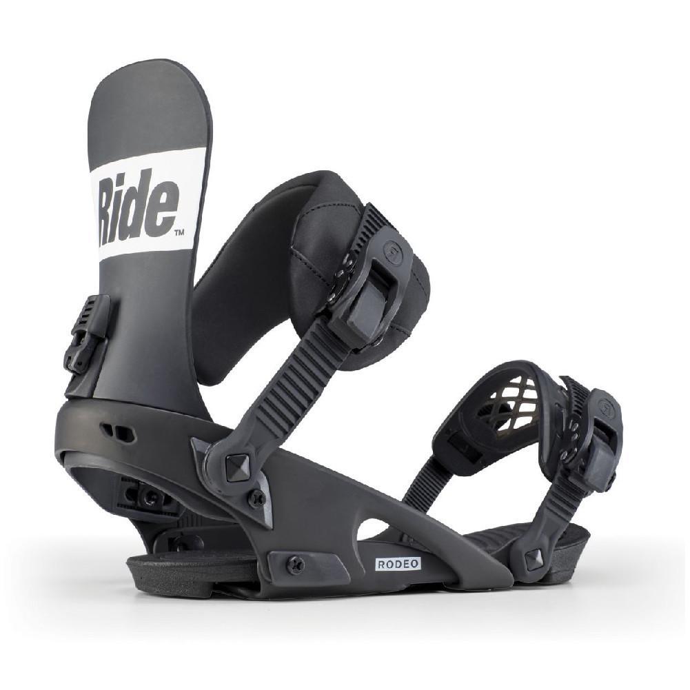Ride Rodeo Snowboard Bindings Men's 2020