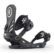 Ride EX Snowboard Bindings Men's 2020 BLACK