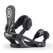 Ride LX Snowboard Bindings Men's 2020 BLACK