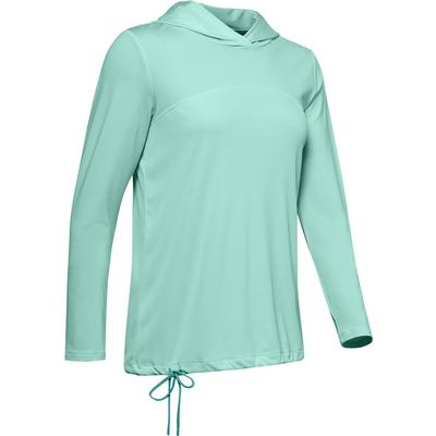 Under Armour Iso-Chill Shore Break Long Sleeve Hooded T-Shirt Women's