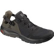 Salomon Techamphibian 4 Water Shoes Men's BLACK/BELUGA/CASTOR GRAY