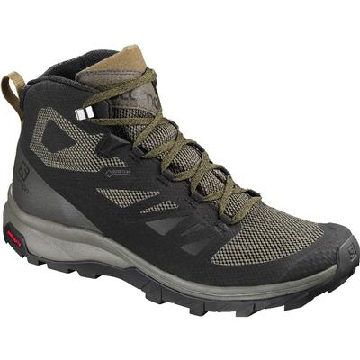 Salomon OUTline Mid GTX Hiking Boots Men's