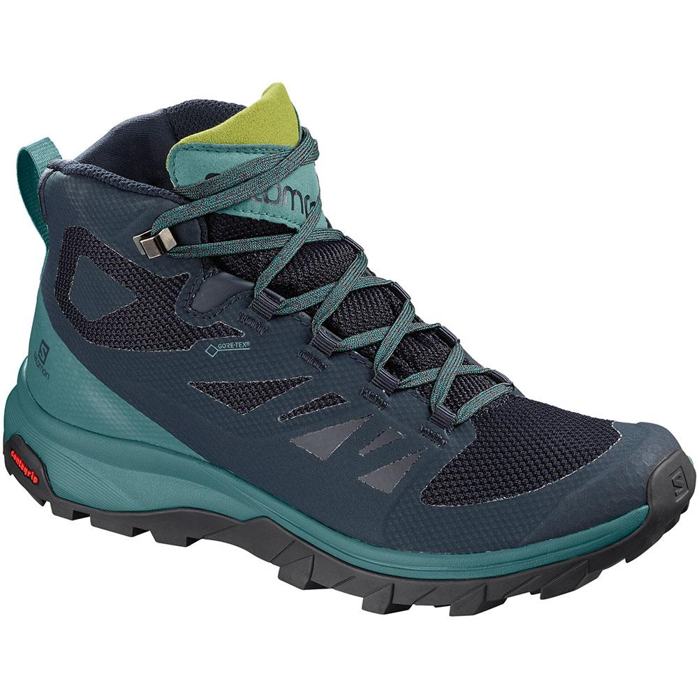 Salomon Outline Mid Gtx W Hiking Boots Women's