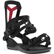 Union Bindings Falcor Snowboard Bindings Men's BLACK PLASMA