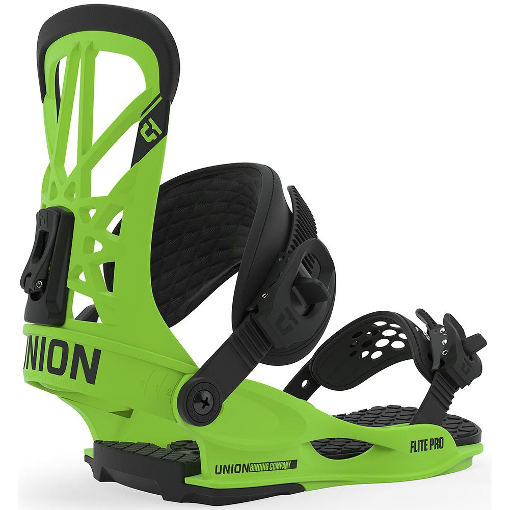Union Bindings Flite Pro Snowboard Bindings Men's