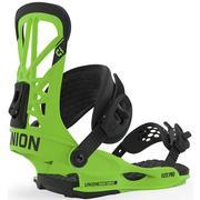 Union Bindings Flite Pro Snowboard Bindings Men's ACID GREEN
