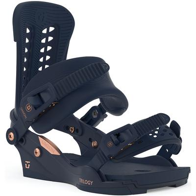 Union Trilogy Snowboard Bindings Women's 2020