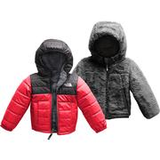 The North Face Reversible Mount Chimborazo Hoodie Toddler Boys' TNF RED/TNF BLACK