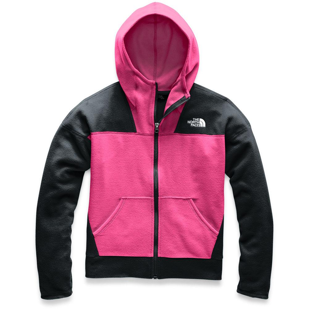The North Face Glacier Full Zip Hoodie Girls '