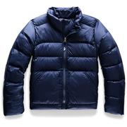 The North Face Andes Down Jacket Girls' MONTAGUE BLUE