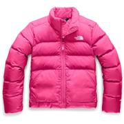The North Face Andes Down Jacket Girls' MR PINK