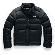 The North Face Andes Down Jacket Girls' TNF BLACK