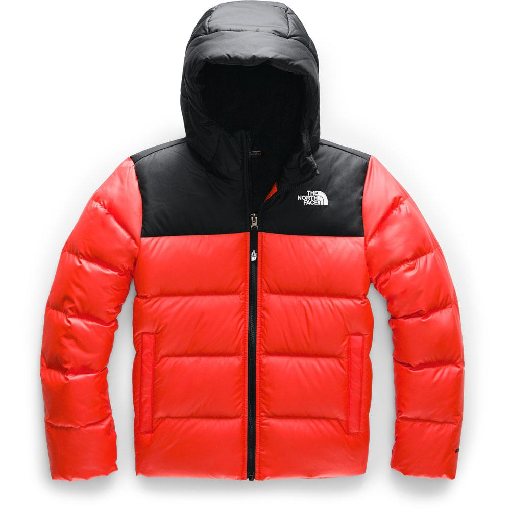 The North Face Moondoggy 2.0 Down Hooded Jacket Boys '