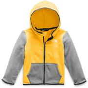 The North Face Glacier Full Zip Hoodie Toddlers' TNF YELLOW