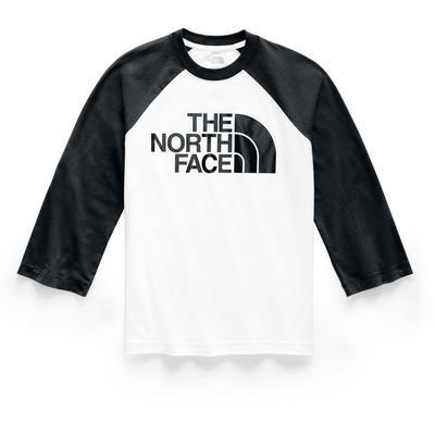 The North Face 3/4 Half Dome Baseball Tee Women's