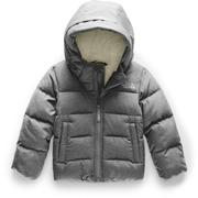 The North Face Moondoggy Down Jacket Toddlers' TNF MEDIUM GREY HEATHER