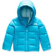 The North Face Moondoggy Down Jacket Toddlers' TURQUOISE BLUE