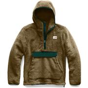 The North Face Campshire Pullover Hoodie Men's BRITISH KHAKI/NIGHT GREEN