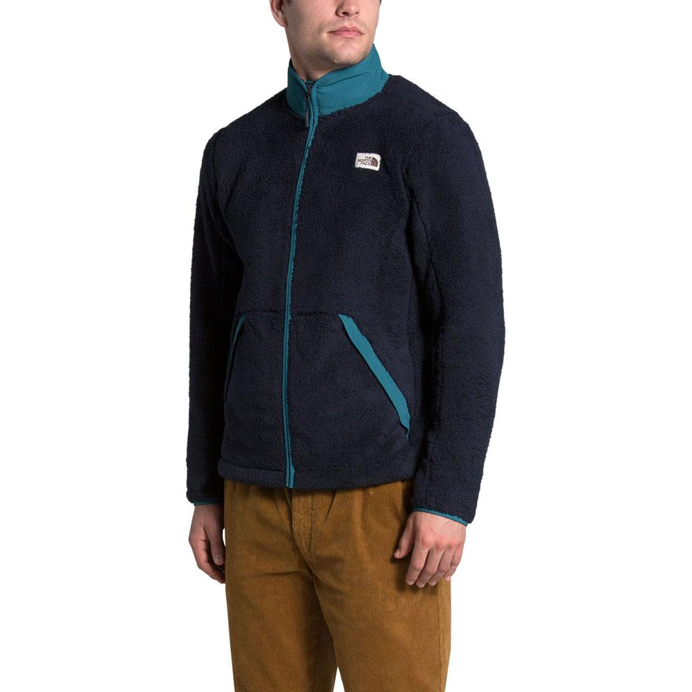 The North Face Campshire Full Zip Fleece Top Men's
