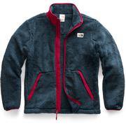 The North Face Campshire Full Zip Fleece Men's URBAN NAVY/CARDINAL RED