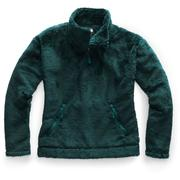 The North Face Furry Fleece Pullover Women's PONDEROSA GREEN