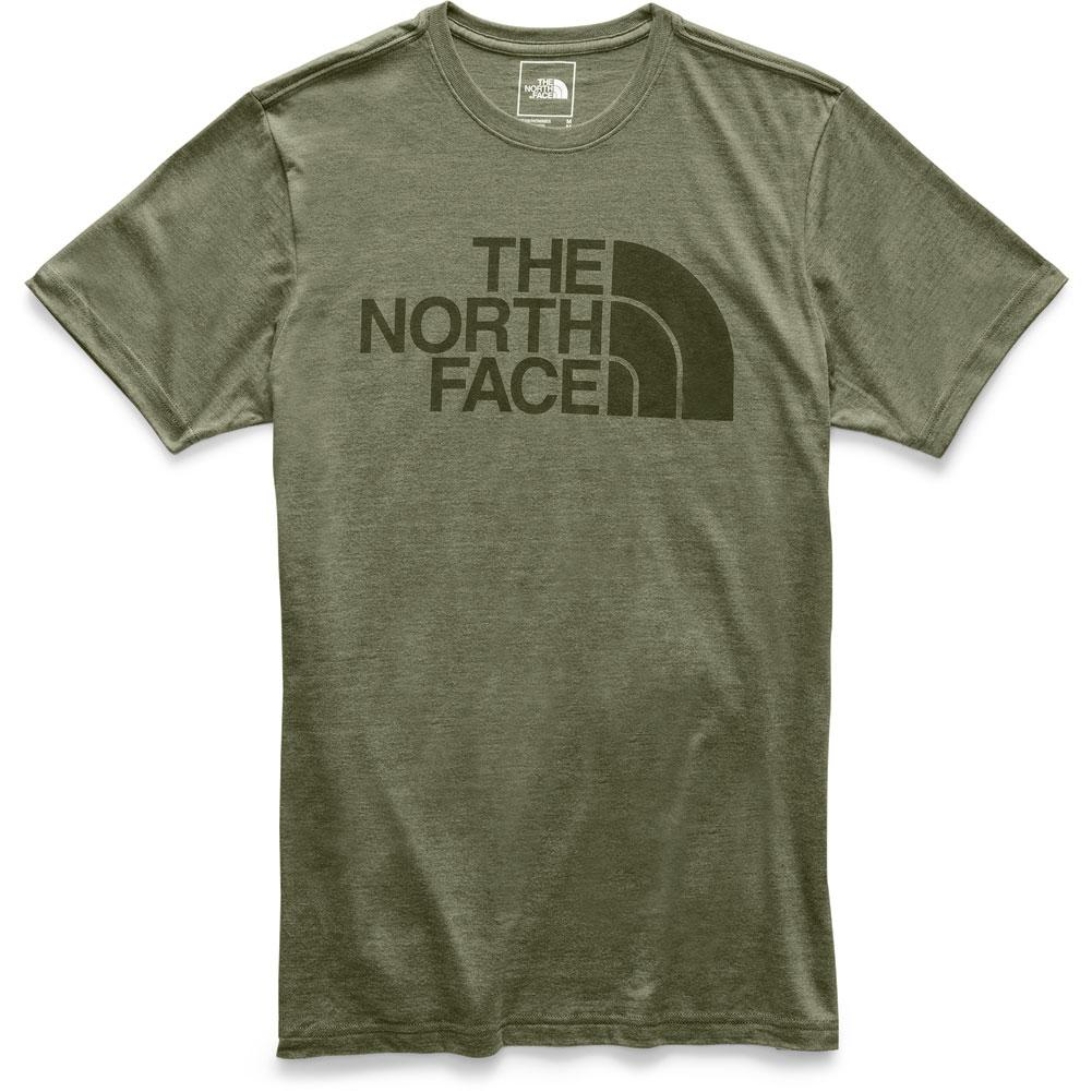 The North Face Short- Sleeve Half Dome New Tri- Blend Tee Men's