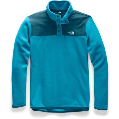 The North Face TKA Glacier Snap-Neck Pullover Fleece Women's