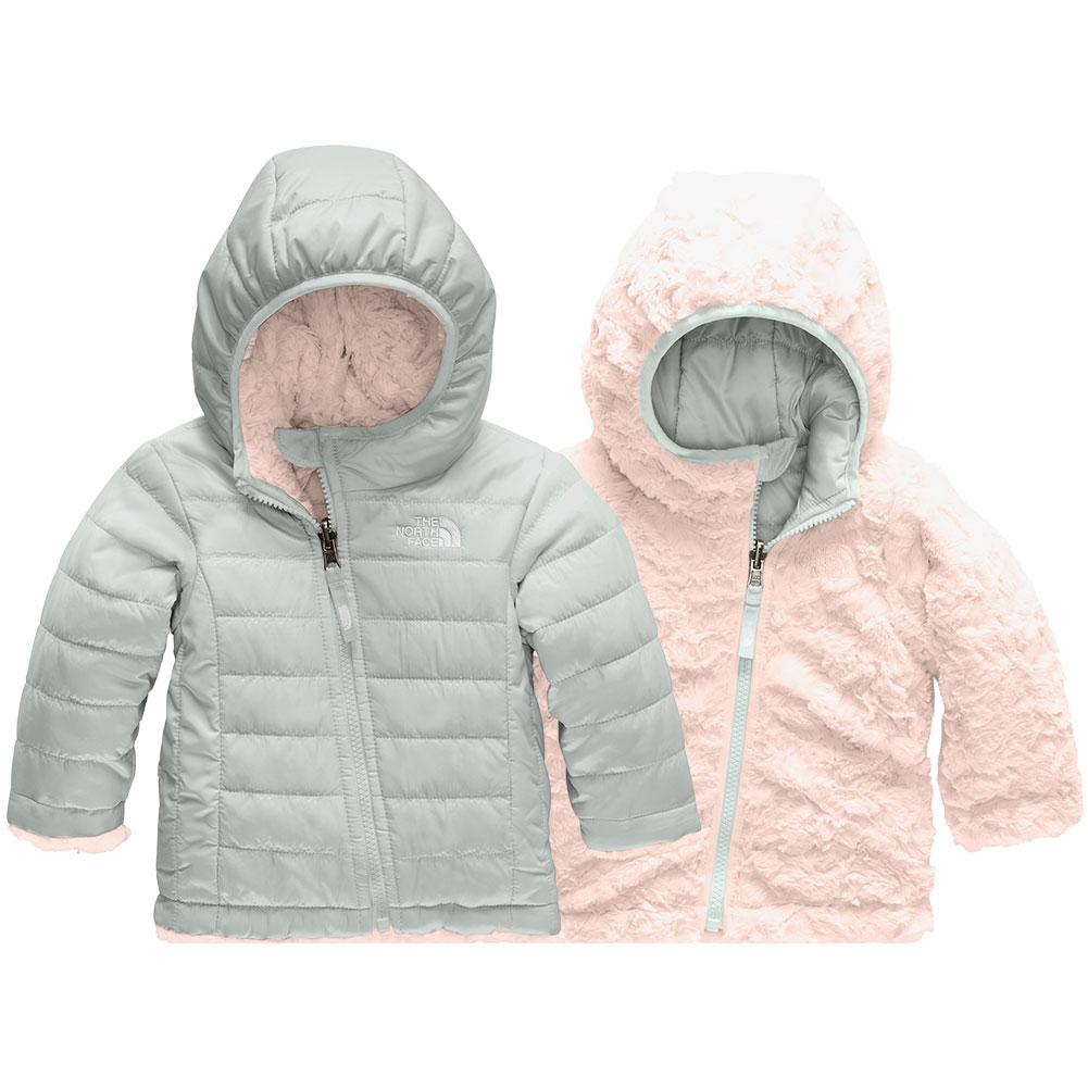 The North Face Reversible Mossbud Swirl Hoodie Infants '