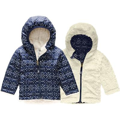 The North Face Reversible Mossbud Swirl Hoodie Infants'