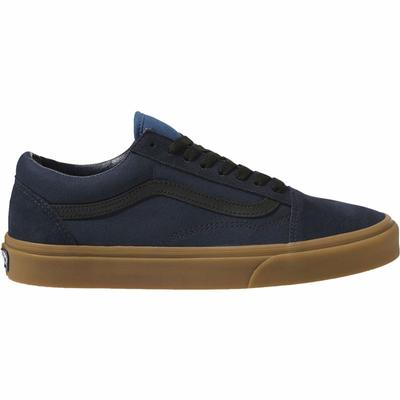 Vans Old Skool Shoes - (Gum) Night Sky/True Navy
