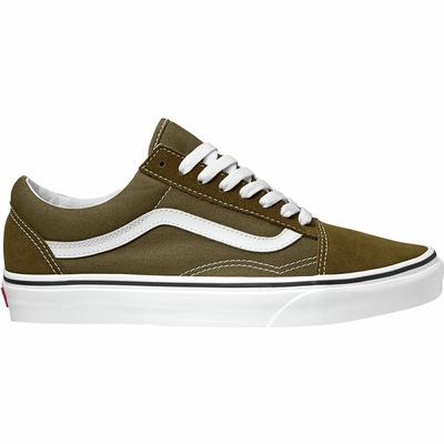 Vans Old Skool Shoes - Beech/True White