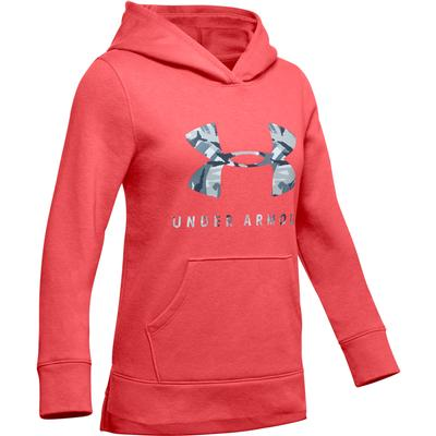 Under Armour Rival Print Fill Logo Hoodie Girls'