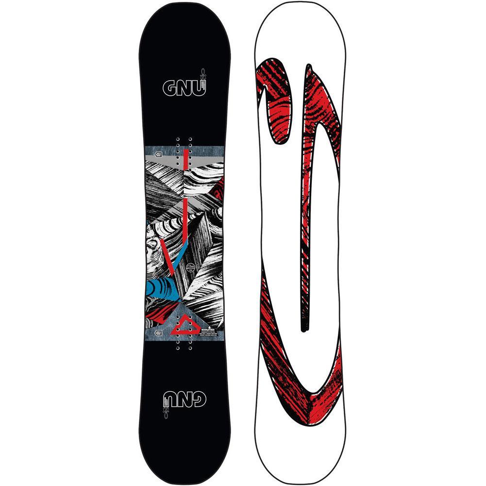 Gnu Asymetrical Carbon Credit Btx Snowboard Men's 2020