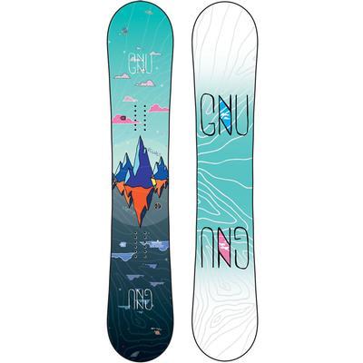 GNU Asymetrical Velvet C2 Snowboard Women's 2020