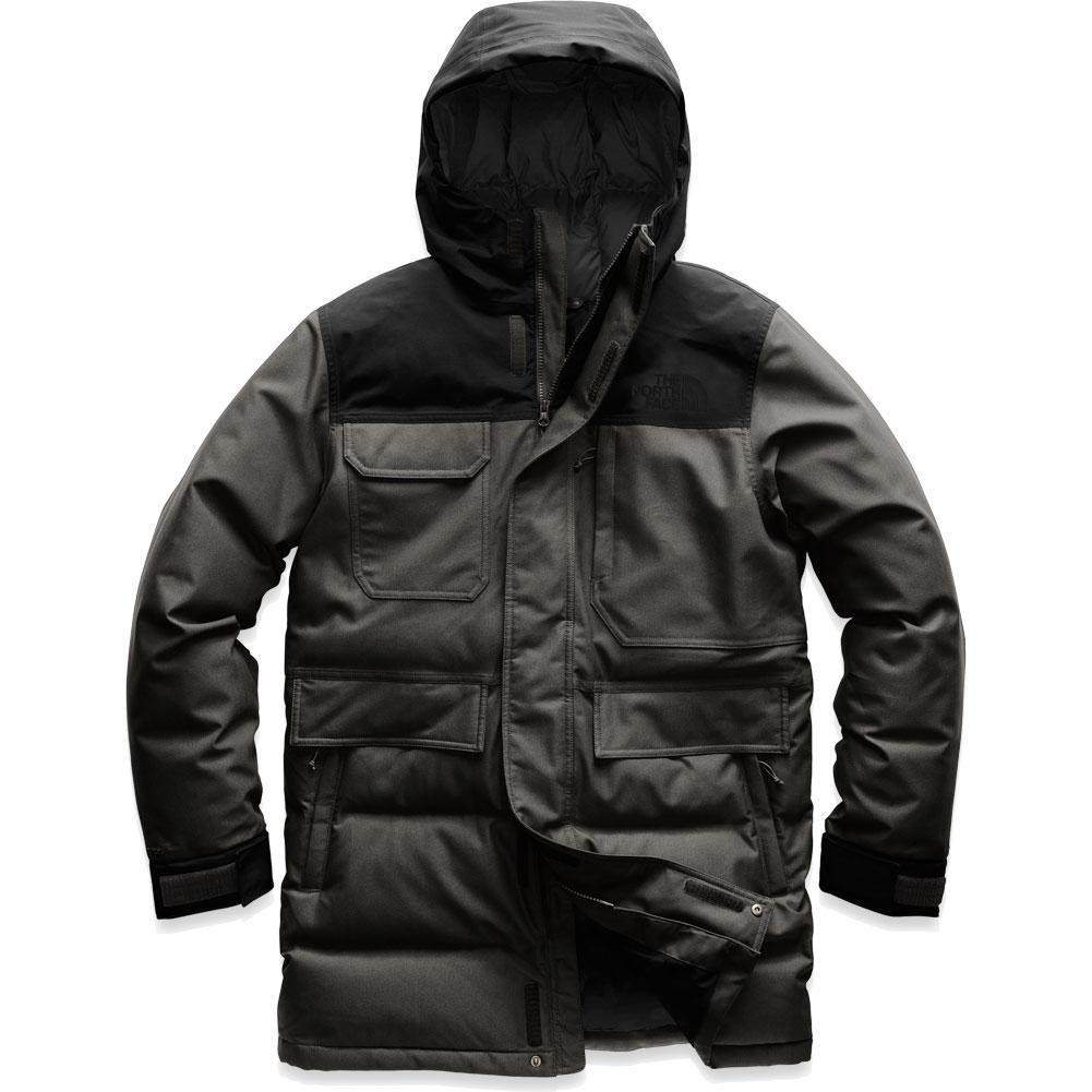 The North Face Biggie Mcmurdo Parka Men's
