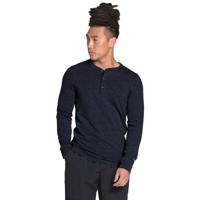 The North Face TNF Terry Long Sleeve Henley Men's