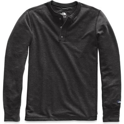 The North Face Long-Sleeve TNF Terry Henley Shirt Men's