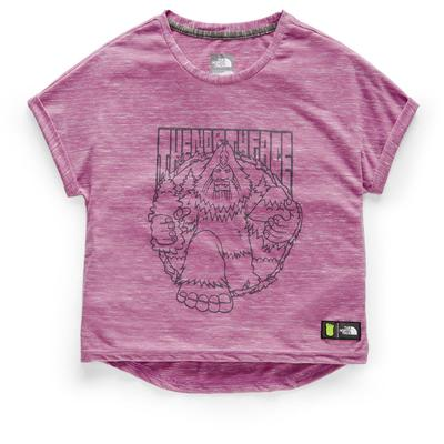 The North Face Long And Short Of It Tee Girls'