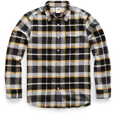 The North Face Long-Sleeve Arroyo Flannel Shirt Men's