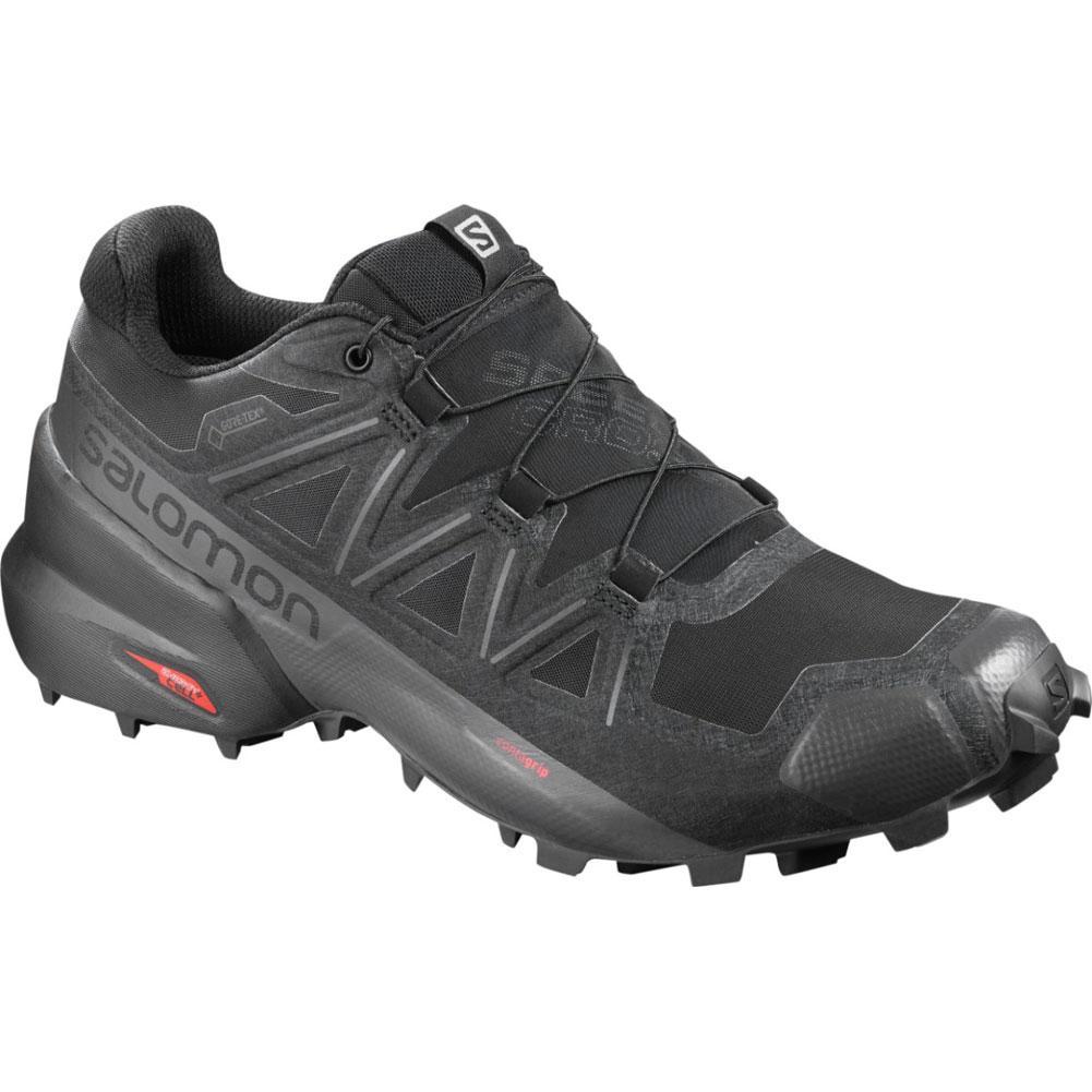 Salomon Speedcross 5 Gtx Trail Running Shoes Men S