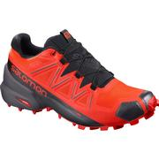 Salomon Speedcross 5 GTX Shoes Men's VALIANT POPPY/BLACK/CHERRY TOMATO