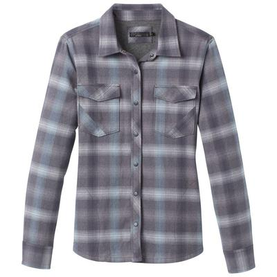 PrAna Charley Flannel Top Women's