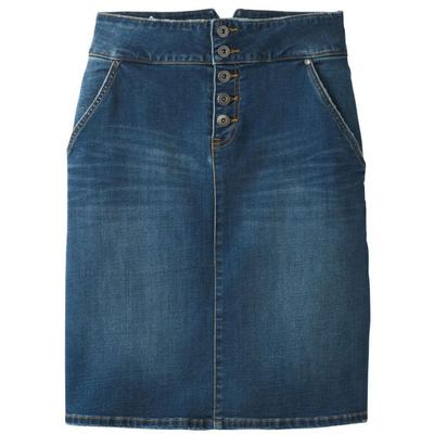 PrAna Aubrey Denim Skirt Women's