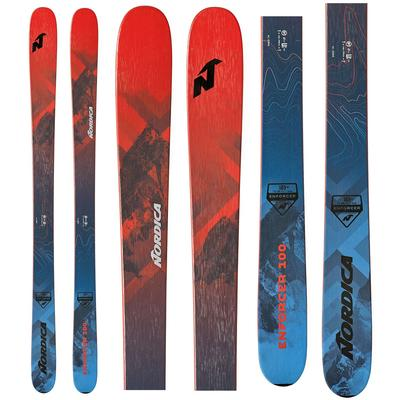 Nordica Enforcer 100 Skis Men's 2020