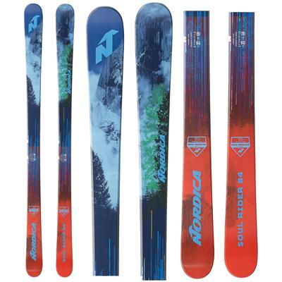 Nordica Soul Rider 84 Skis Men's 2020