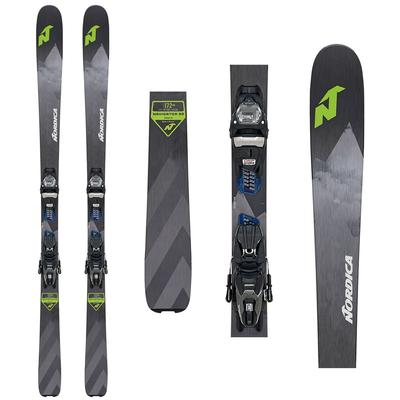 Nordica Navigator 80 CA Skis with TP2 Compact 10 FDT Bindings Men's 2020