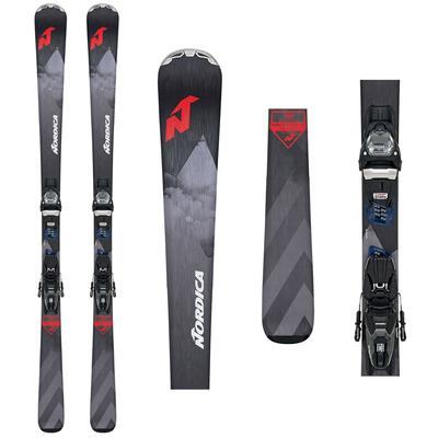 Nordica Navigator 75 CA Skis with TP2 Compact 10 FDT Bindings Men's 2020